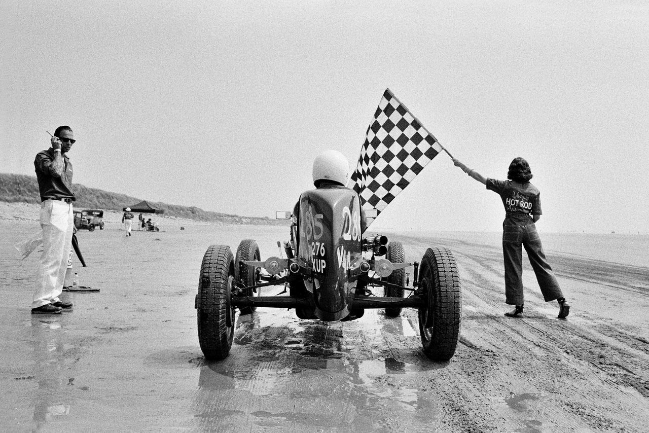 Pendine Hot Rod Races