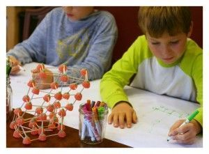 Building Structures with Candy Pumpkins | Second + Grade ...
