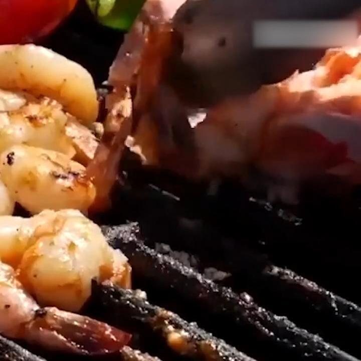NON-STICK BBQ GRILL MESH MAT