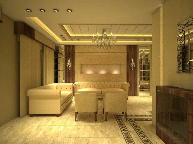 Saloon Eve Interior Design Amman Jordan Interior Design Interior Home Decor