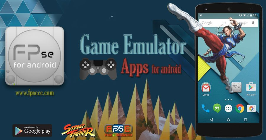 Download #psone emulator #app for android from #FPse or Google Play - best of google play