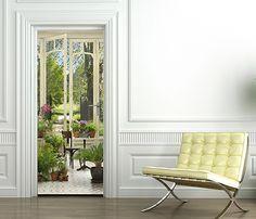 Vinilo Para Puerta Jardin Invierno Leroy Merlin Vinilos Para Puertas Salas De Estar Acogedoras Dormitorios Modernos