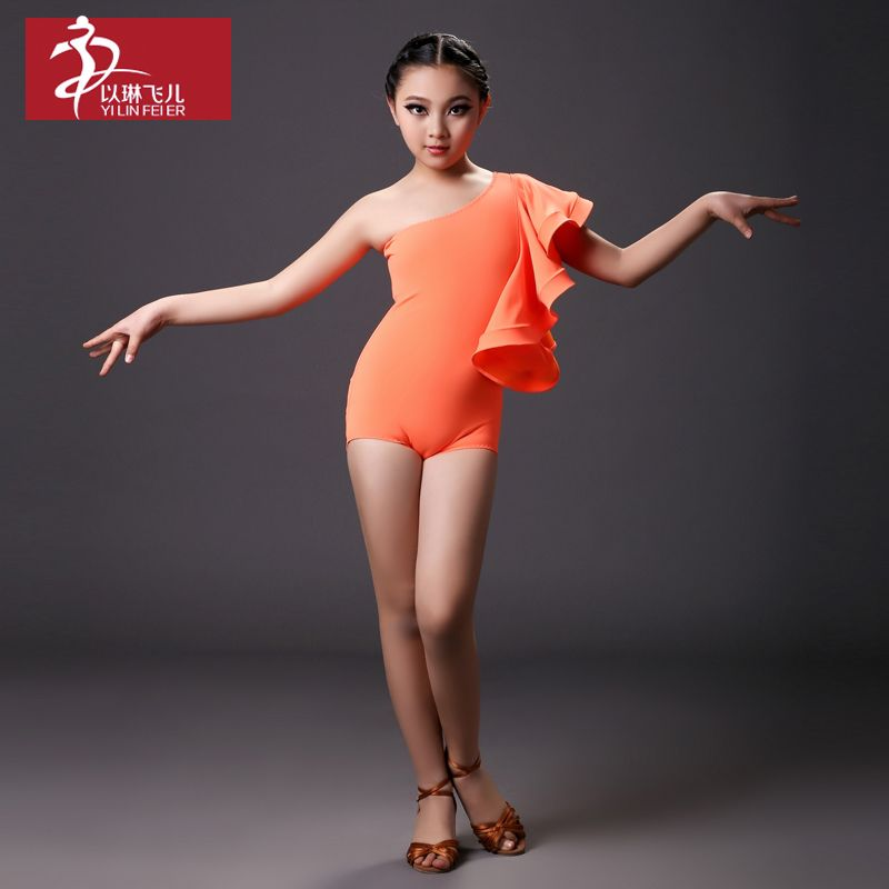 fb6f592b4 Brand Ballroom Latin Dance Blouse Top Leotard Bodysuit dance siamese ...