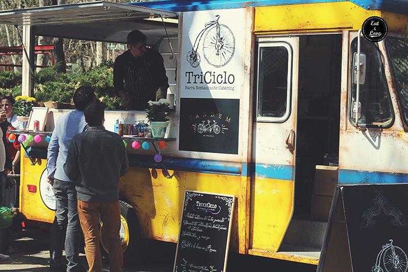 Triciclo Food Truck - Street Food Madrid