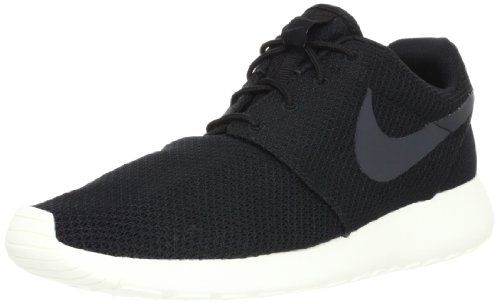 Nike Roshe Run - Black / Anthracite-Sail, 9.5 D US :: Ziftr