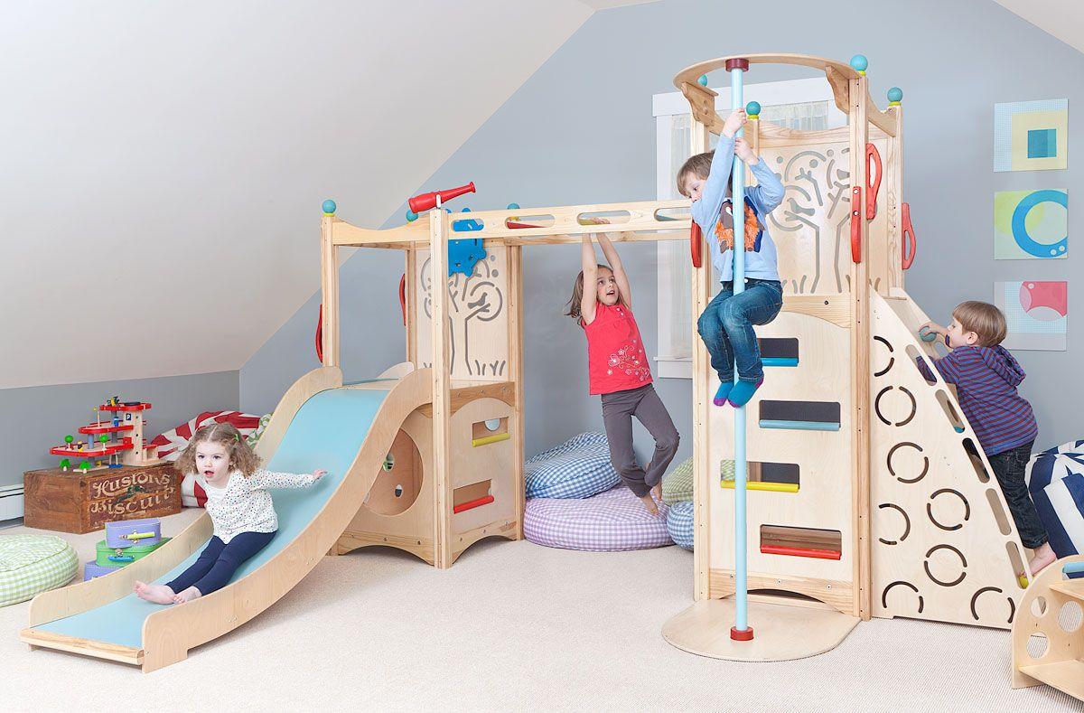 Rhapsody 4 By CedarWorks   Rhapsody Indoor Play Systems