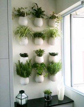 Mur v g tal et autre jardin vertical ext rieur et - Jardiniere treillis ikea ...