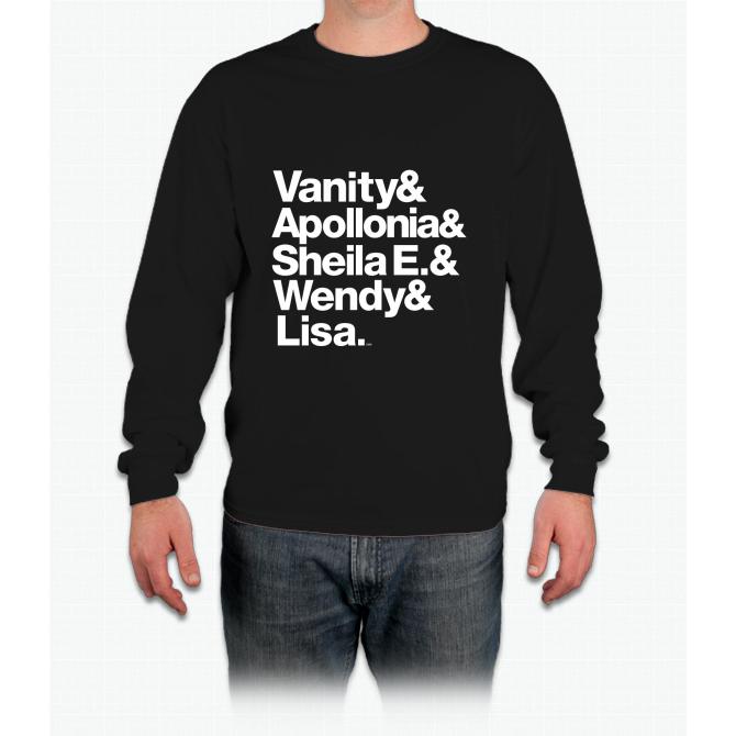 Vanity 6 T Shirt; Vanity 6 T shirt