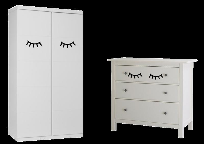 Naklejki Scienne Na Meble Rzesy Powieki Dokelnaklejki Naklejki Na Sciane Dla Dzieci Home Decor Furniture Decor