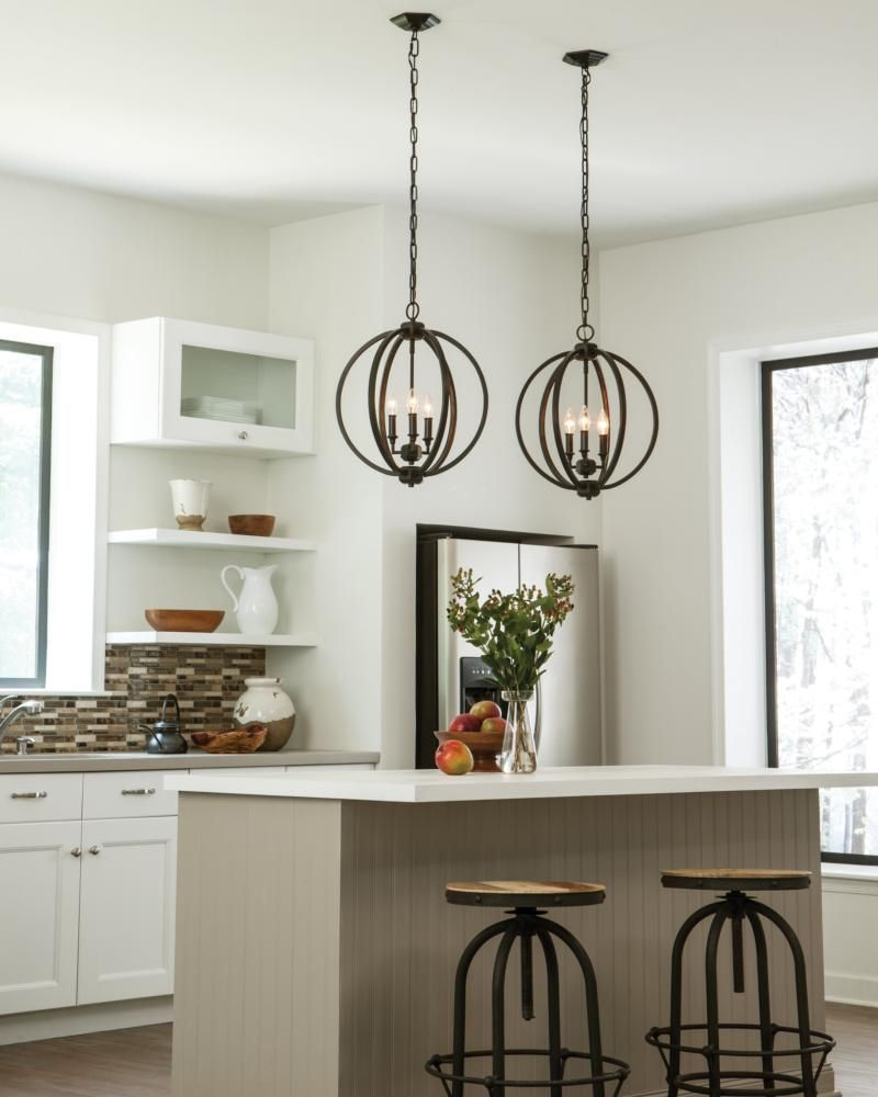 Oil Rubbed Bronze Kitchen Island Lighting Murray Feiss Lighting The Corinne Collection Beautifully Hand