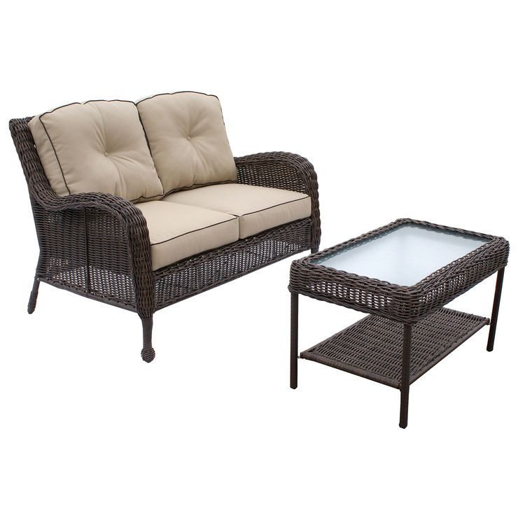 Prime Grand Isle Wicker Sette Set Brown A Place To Call Home Theyellowbook Wood Chair Design Ideas Theyellowbookinfo