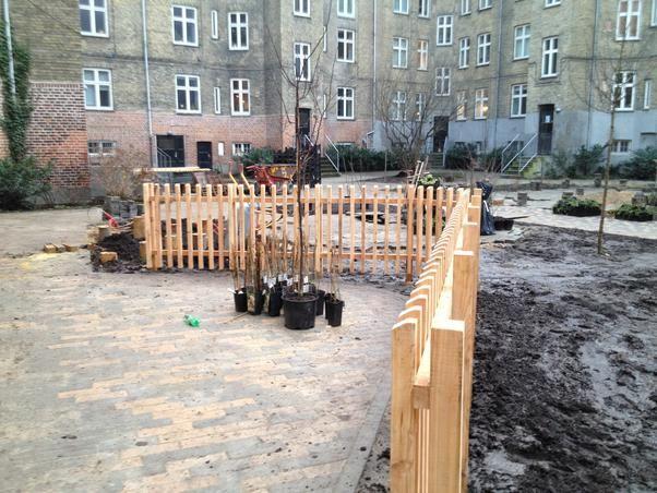 Wood work of a ralling, looks good. #Tømrer i Hundested #Tømrer Hundested  #Tømrerhansen #Tømrer Hillerød  #Tømrer i Hillerød