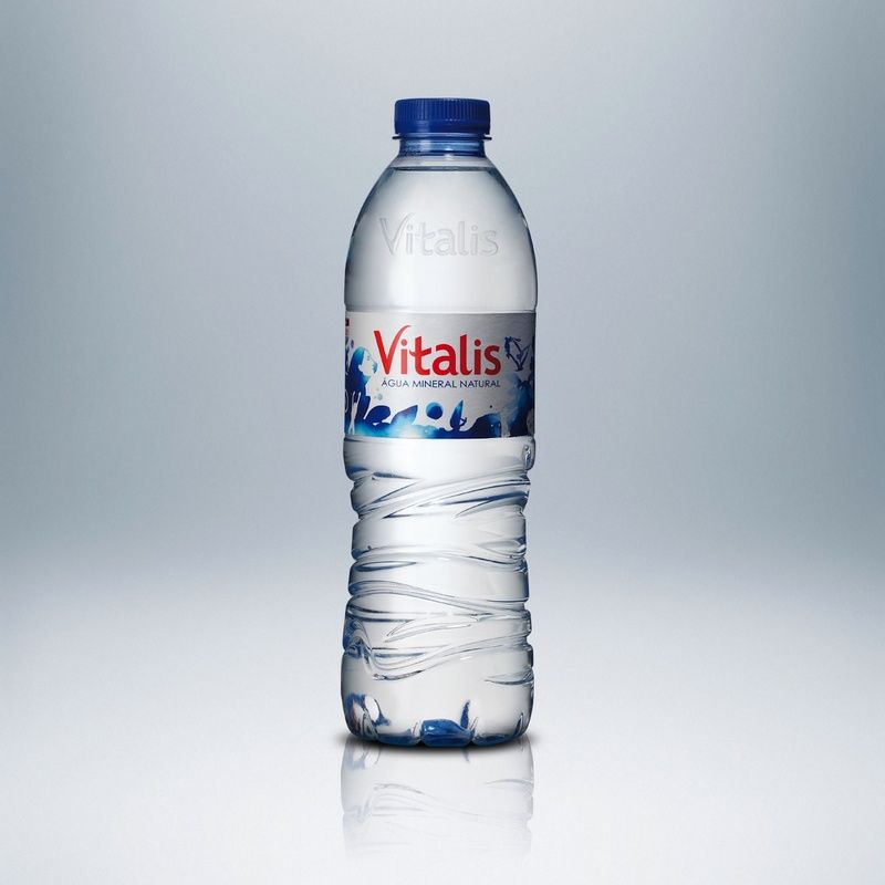 Vitalis Water Bottle Water Bottle Design Water Bottle Bottle