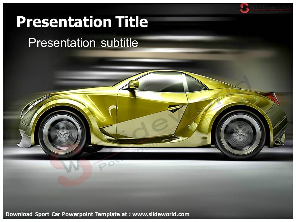 Download sport car powerpoint template at httpslideworld download sport car powerpoint template at httpslideworld toneelgroepblik Image collections