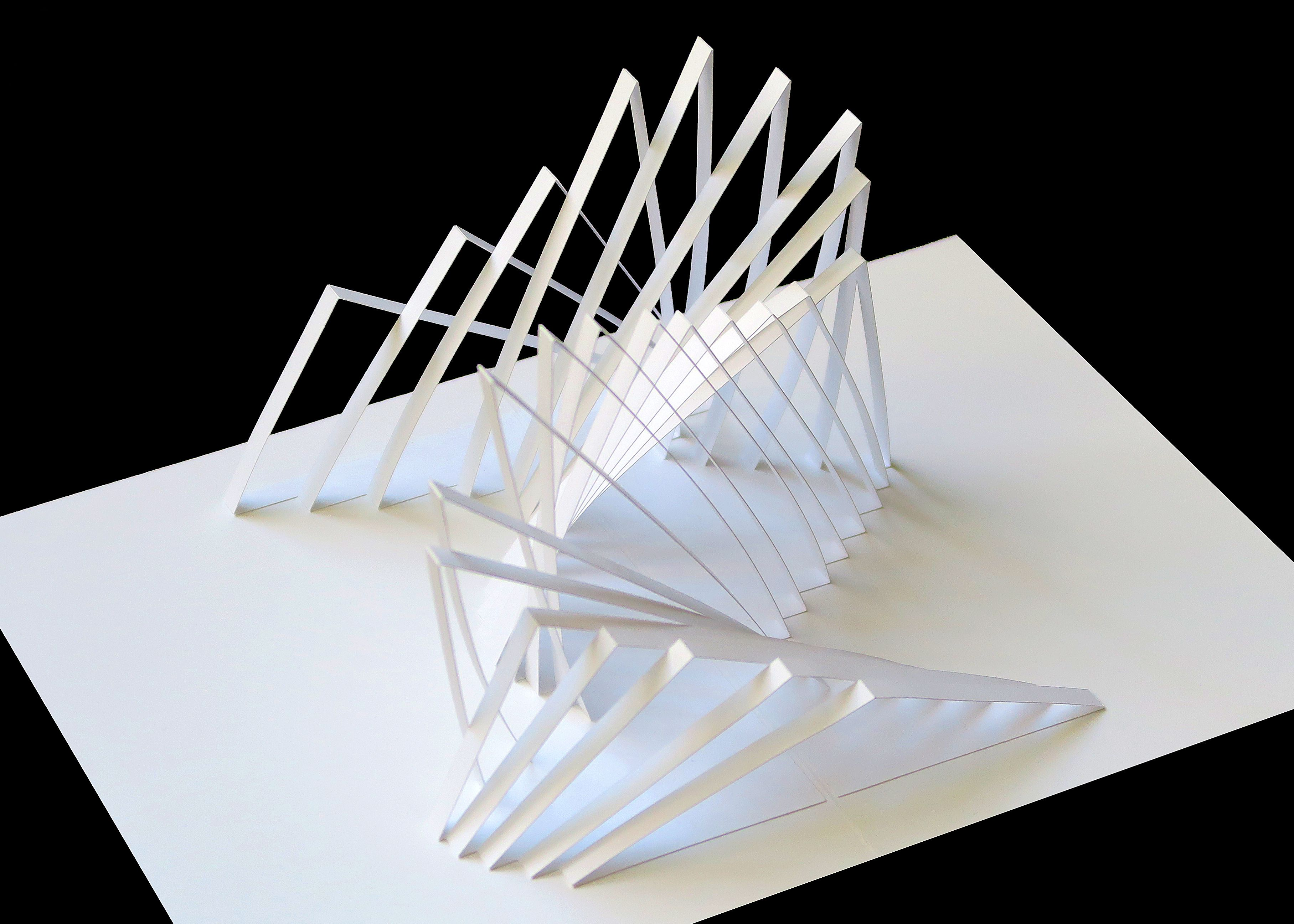 Amazing Pop Up Card Paper Architecture Paper Model Architecture Pop Up Cards