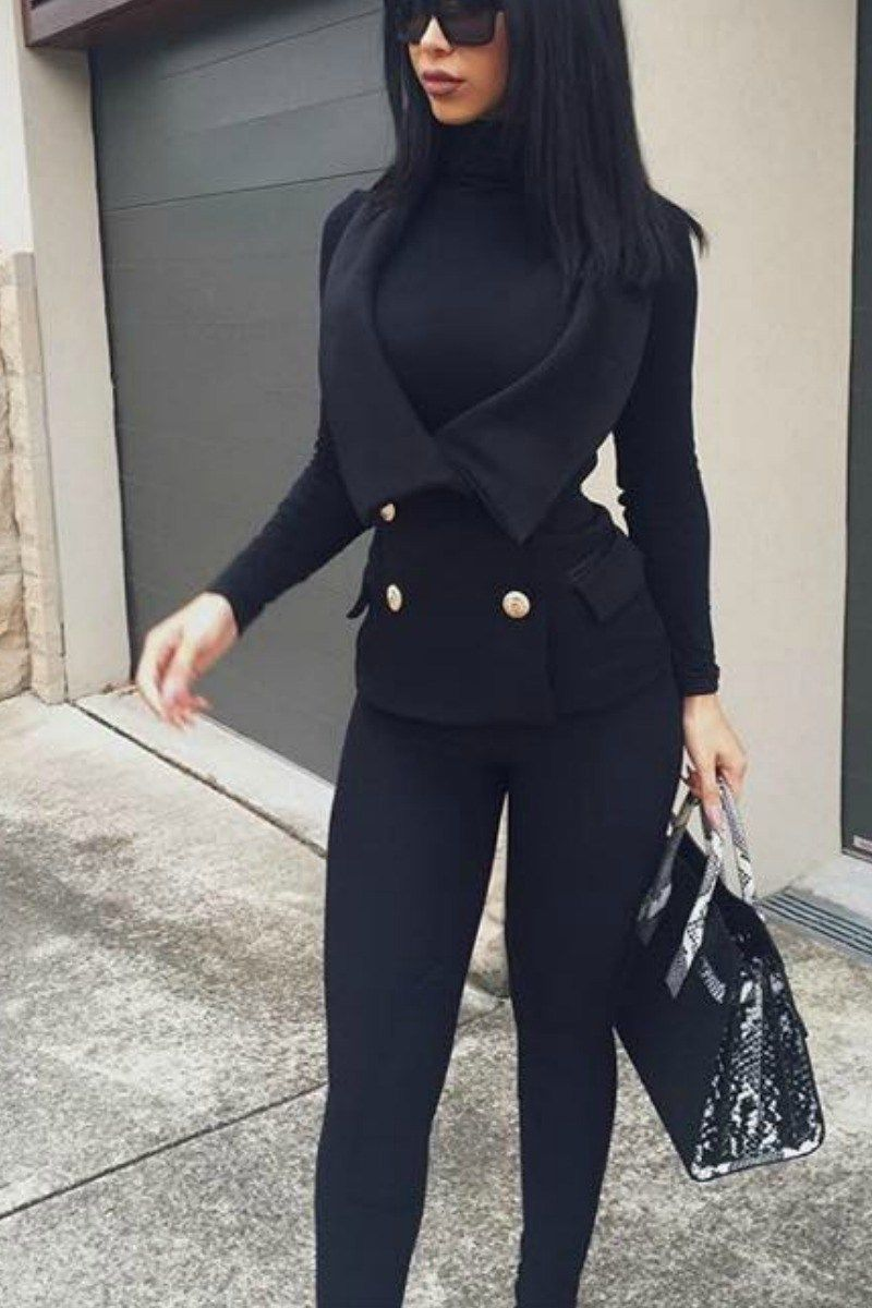 11bf309feec27 25 Work Outfits for Women to Spice Up That 9-5 and Break Necks - Damn You  Look Good Daily