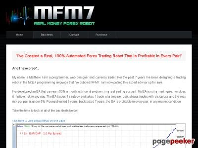 Mfm7 Forex Robot Ea Free Download Robot Free Download