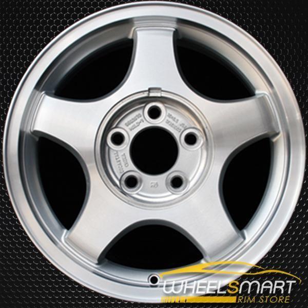 "16"" Chevy Impala OEM Wheel 2000-2007 Machined Alloy Stock"