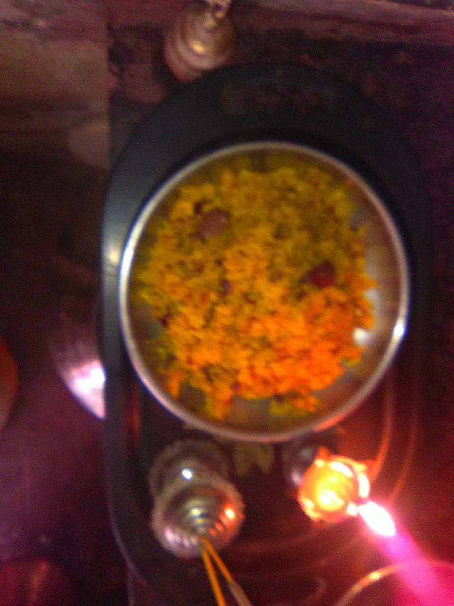 Sweet Rice Recipe - Makarsankranti Recipe | Rice recipes ...