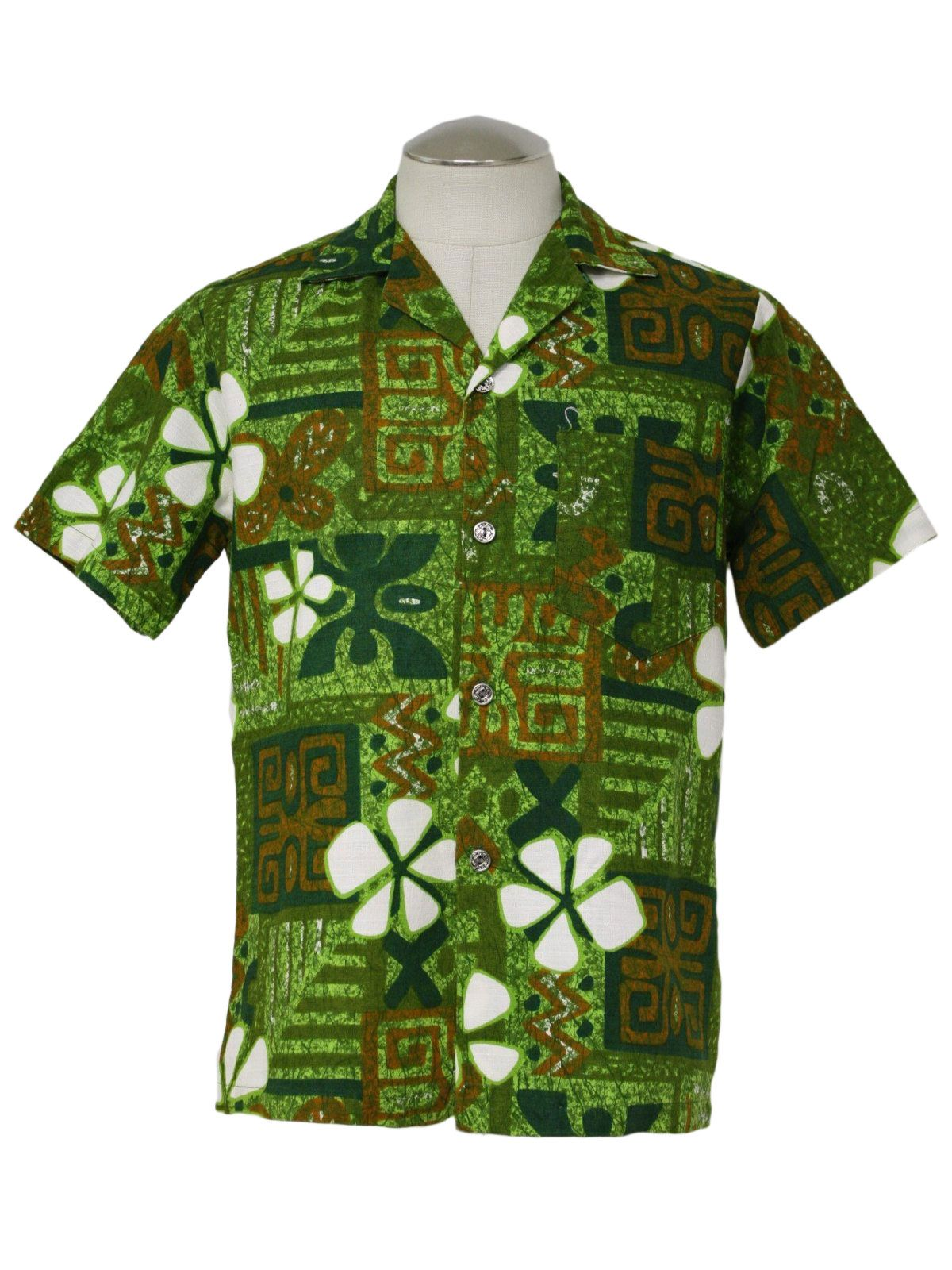 ed6ed1b23543 vintage aloha shirts of hawaii | Vintage Hawaiian Shirt: 60s -Royal Hawaiian  Made and Styled in Hawaii .