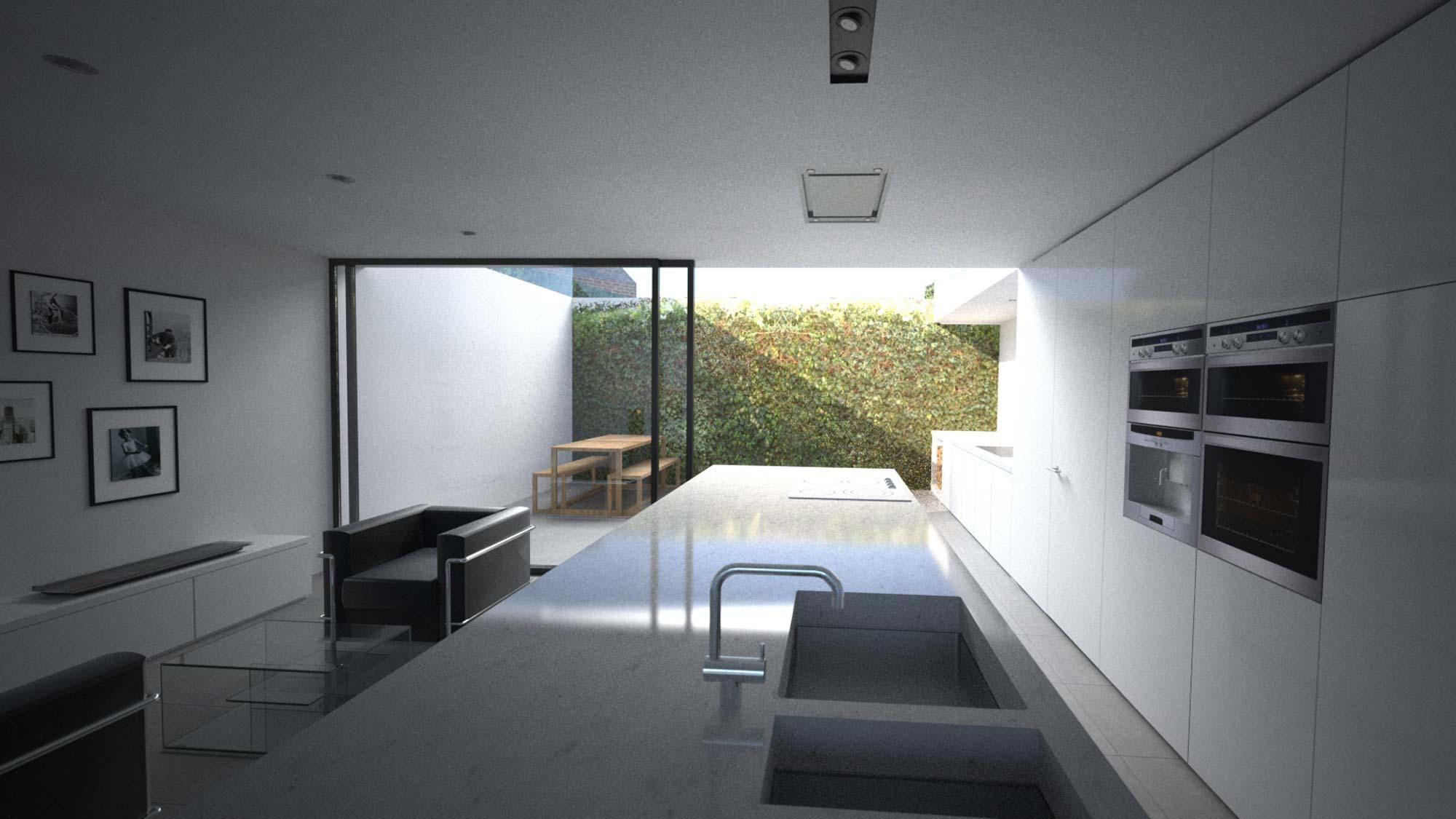 Private Residential In Manchester Uk Designed By Andrew Wallace