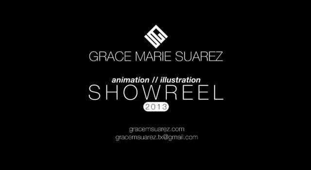 Grace Suarez, BA (Hons) Animation, UCA Farnham