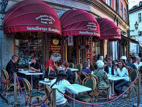 Sundbergs Konditori My Favorite Cafe In Stockholm The Good Place Stockholm Places
