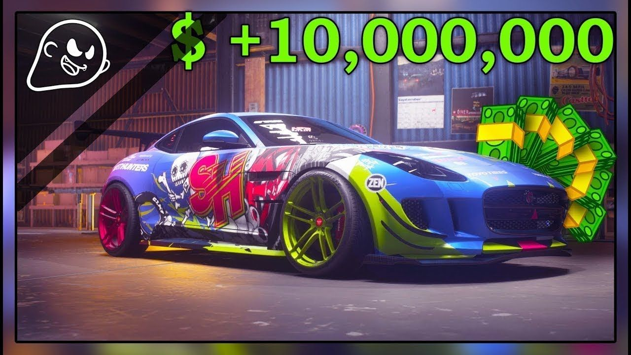 *FAST MONEY* NEED FOR SPEED PAYBACK MONEY GLITCH (PS4