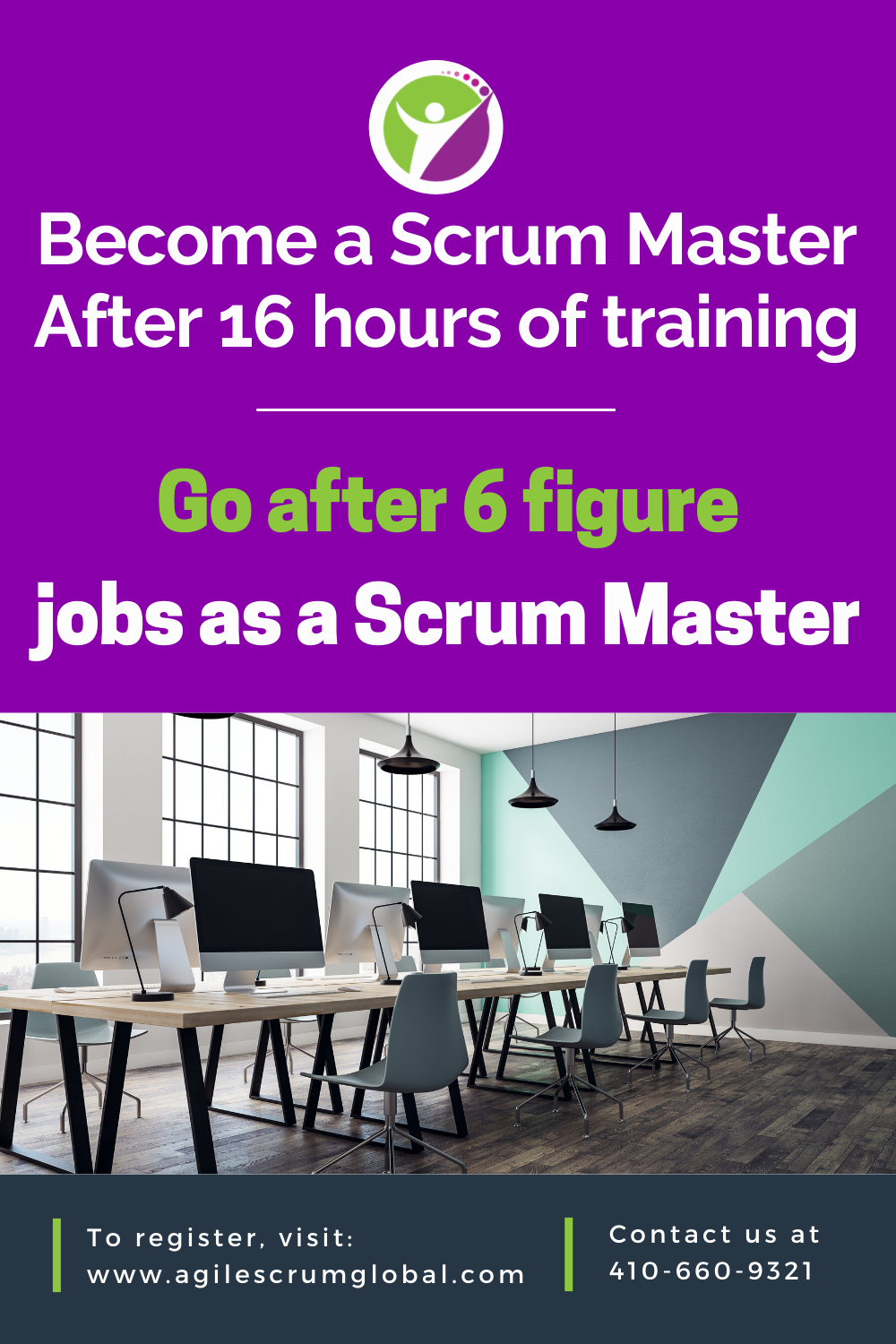 Become A Scrum Master After 16 Hours Of Training In 2020 Scrum Master Money Saving Plan Scrum