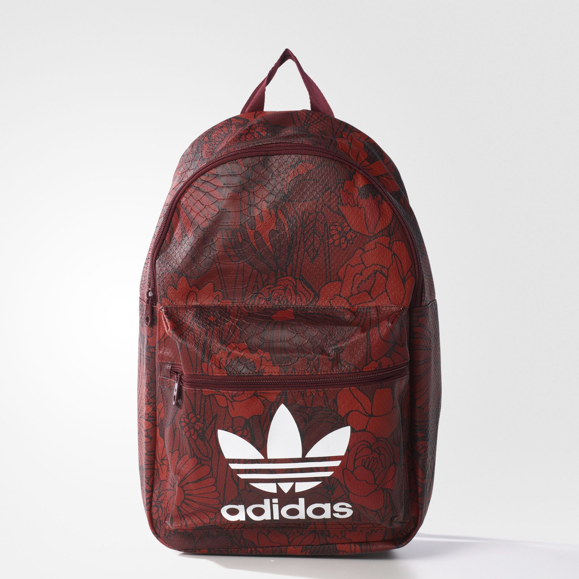 adidas originals backpack leather