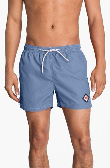 000aa903cabea Saltbox Swim Trunks available at #Nordstrom | A Man's Summer | Swim ...