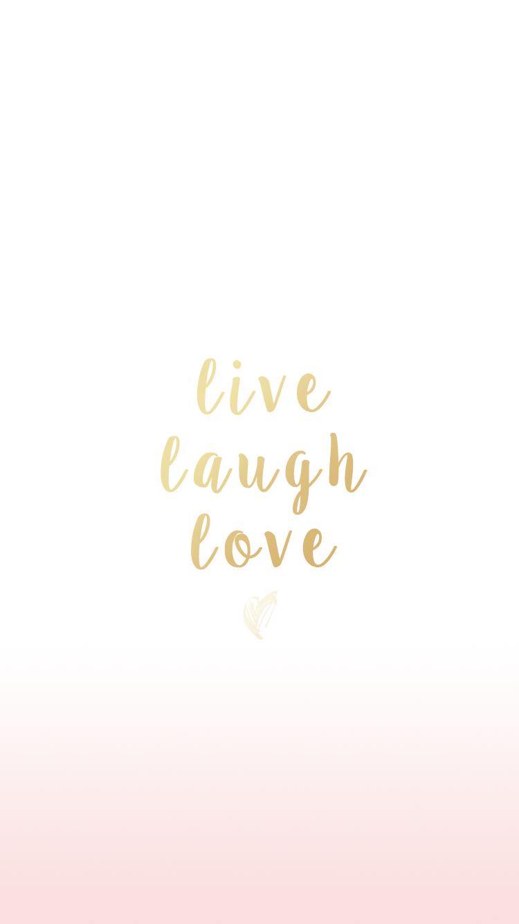 Live Gold Quotes Entrancing Be Linspired Iphone Wallpaper Backgrounds  Free Download