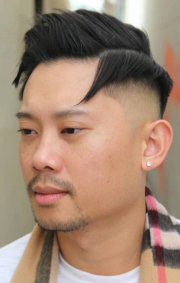 Top 11 Trendy Asian Men Hairstyles 11  Medium hair styles, Mens