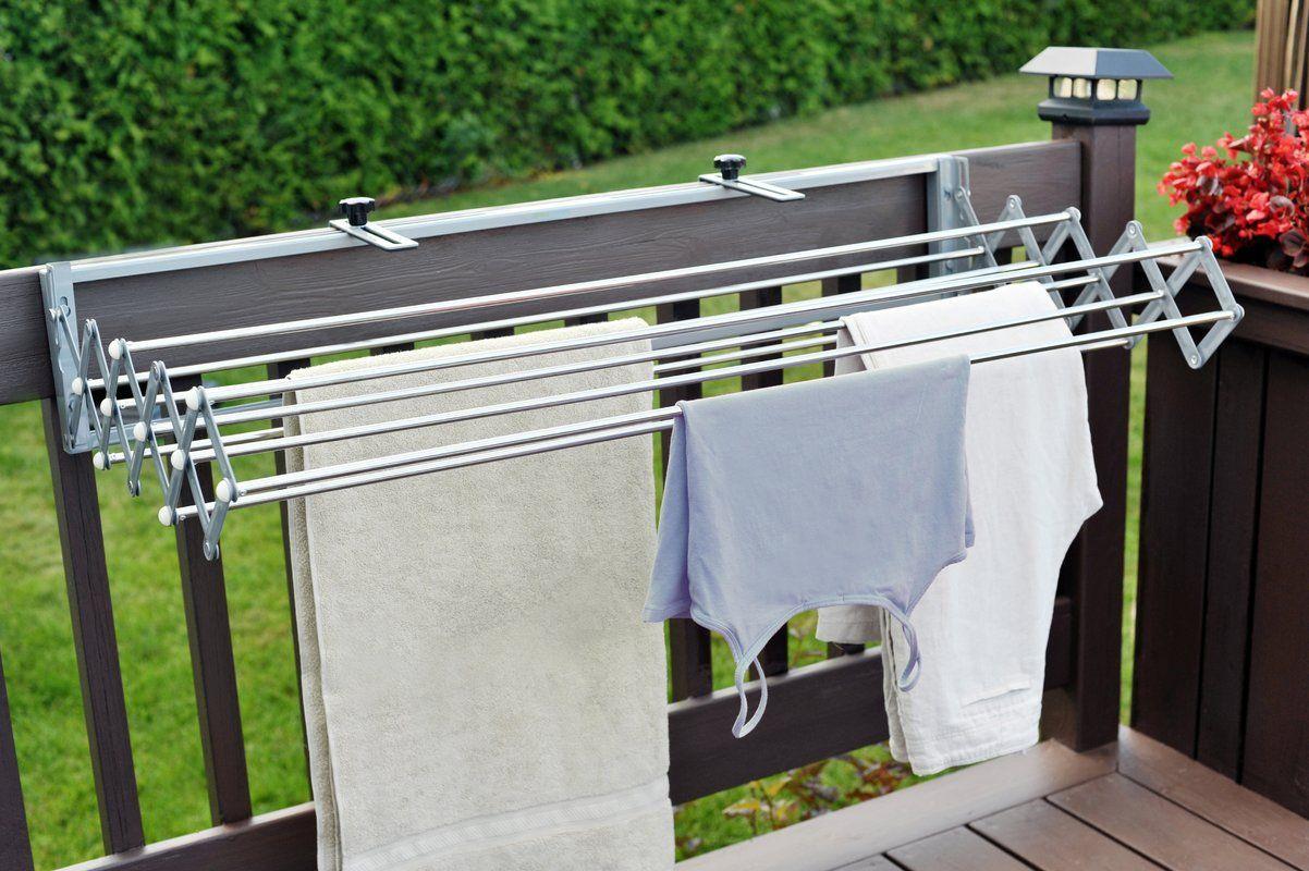 Smart Dryer Retractable Clothes Line En 2019 Diy