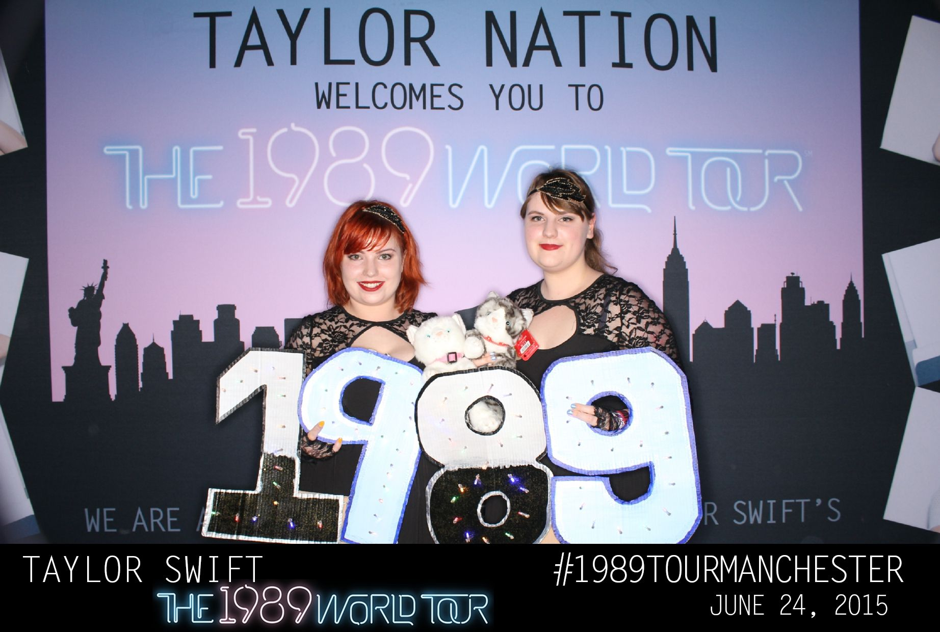 1989 Tour Manchester <3 @thisickbeat
