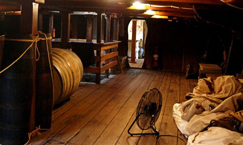 inside old ship - Google Search