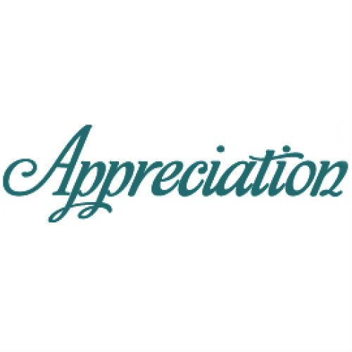 appreciation show your appreciation and manifest it with