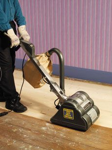 Floor Sander 240v Sanding Wood Floors Wood Floor Repair Flooring