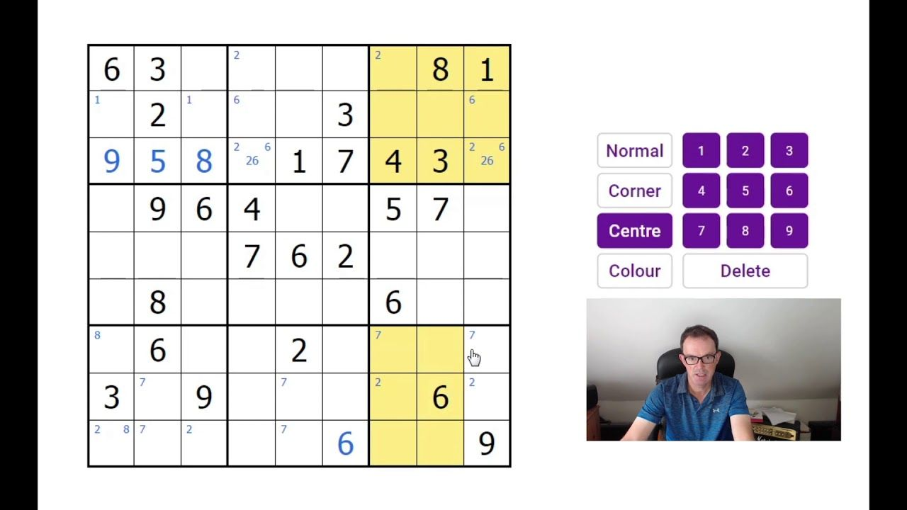 The Sudoku Trick All Expert Solvers Know In 2020 Sudoku Puzzle Solver How To Introduce Yourself