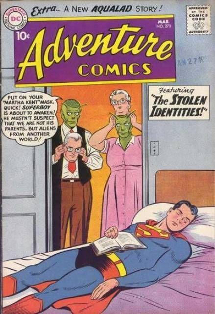 Adventure Comics (Volume) - Comic Vine   Comix & Superheroes   Comic