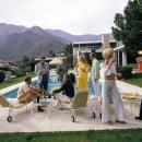 Desert House Party (© Slim Aarons)