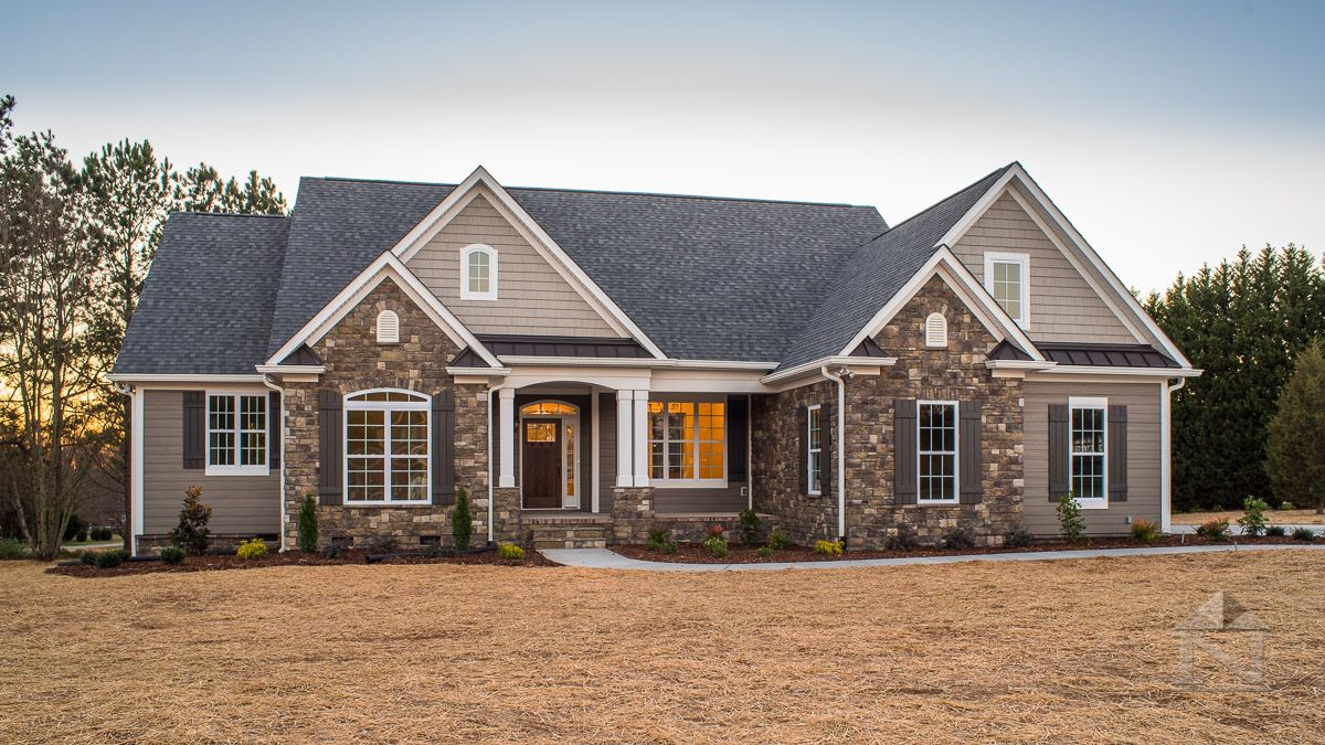 New Construction Home Built By North Point Custom Builders