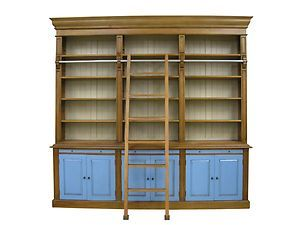 Love these style bookcases.