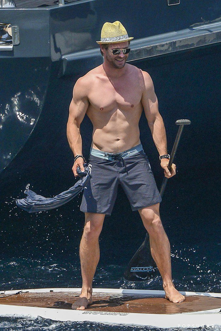 Chris Hemsworth and Elsa Pataky Turn Up the Heat on Their ...