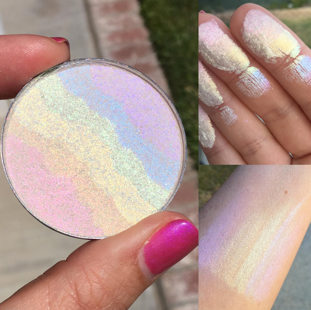 OPALESCENT Rainbow Highlighter Mineral Highlighter All