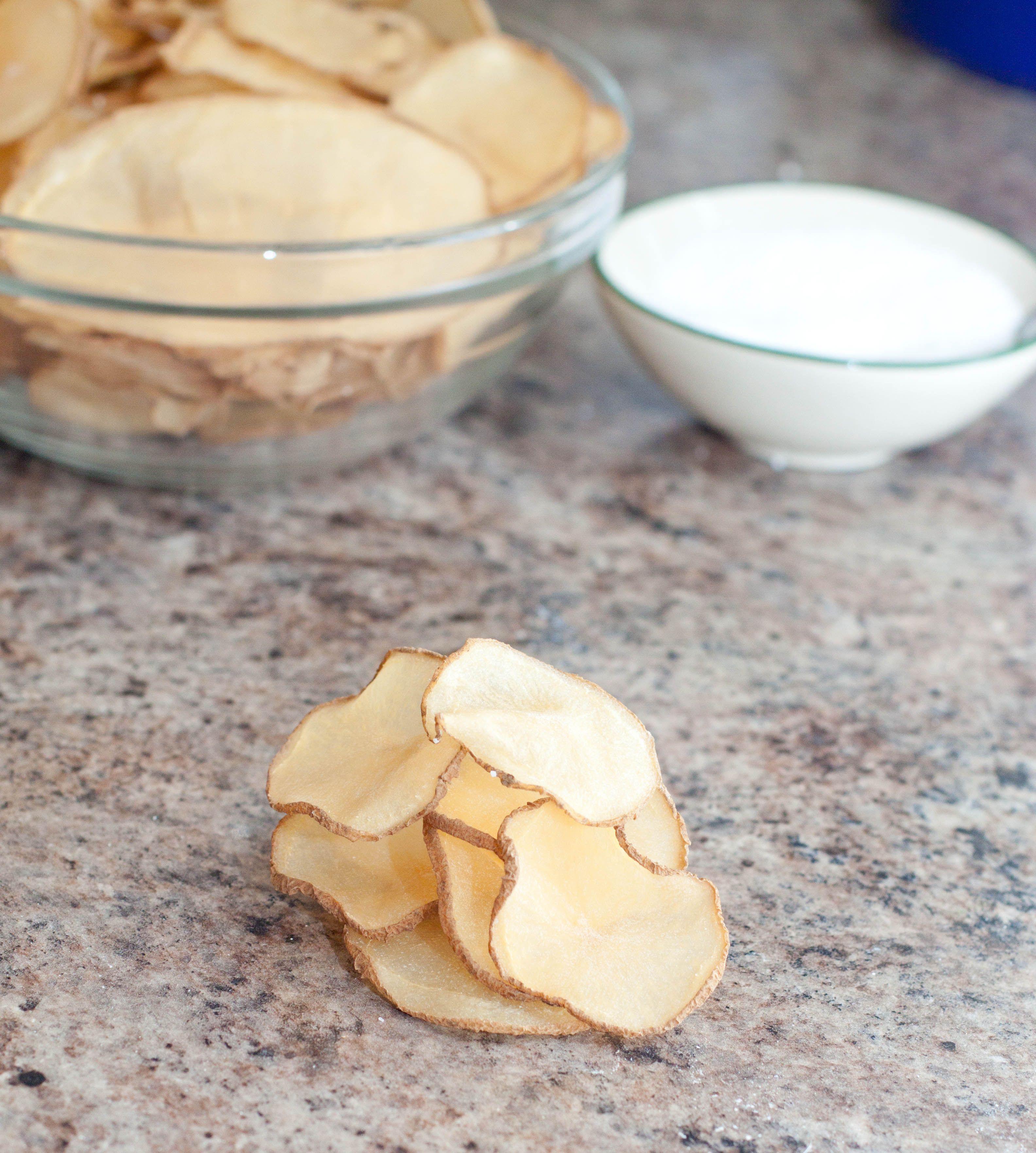 Salt and Vinegar Chips Recipe Food, Chips, Dehydrator
