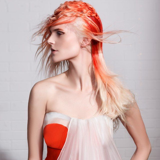 Check out Dmitry Vinokurov's #Hair Upload of the Day on #Bangstyle