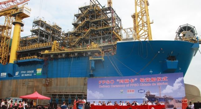 SBM Offshore Completes Largest Project Financing In Its