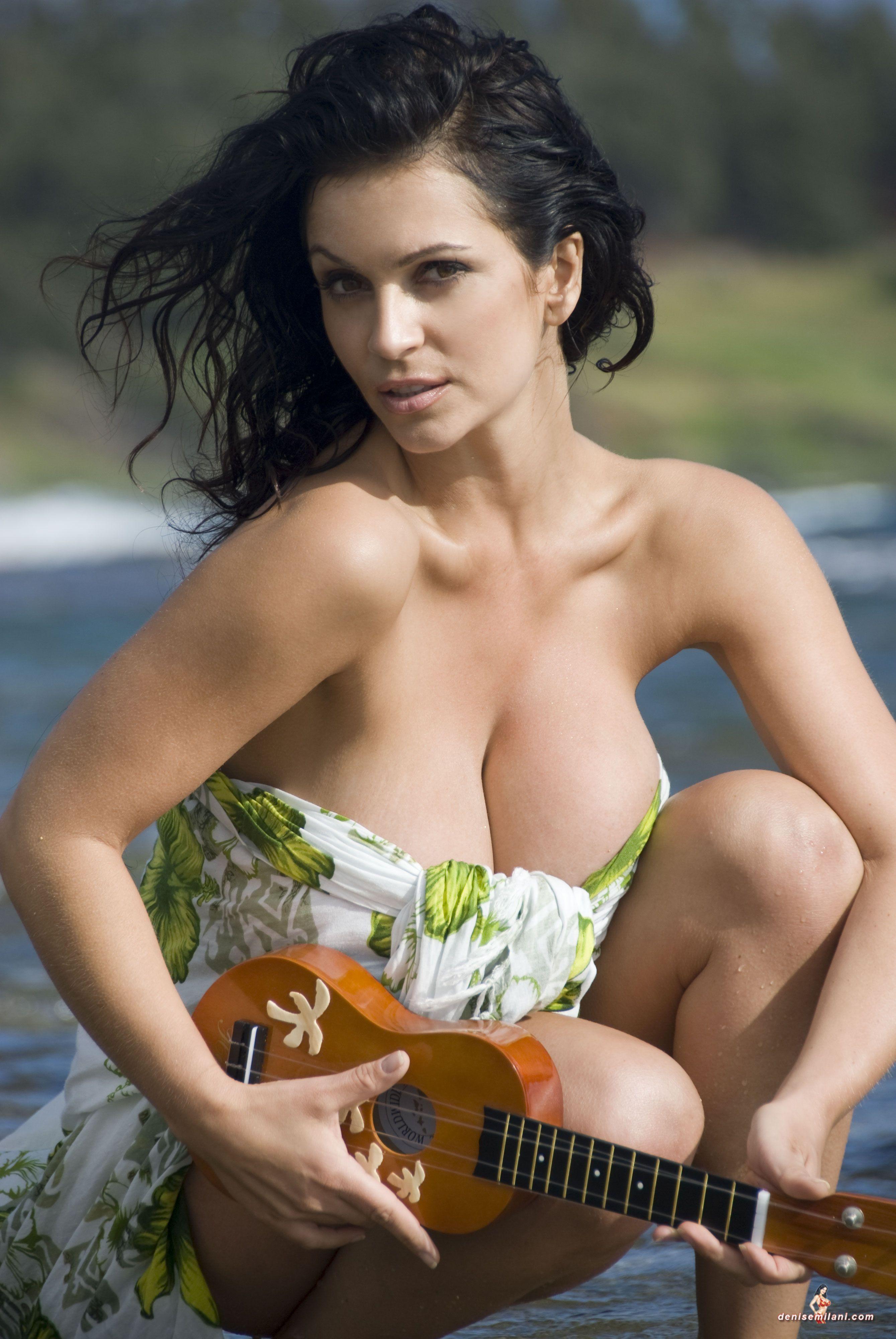 Think, Denise milani hot bikini excellent phrase