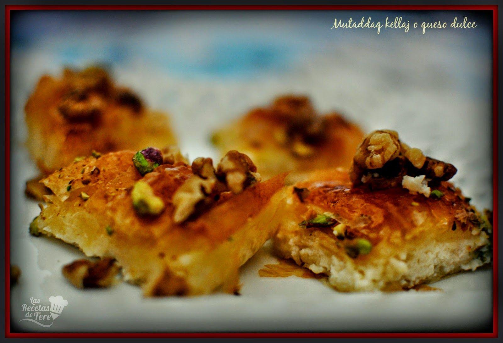mutaddaq kellaj o queso dulce tererecetas las recetas de tere 06